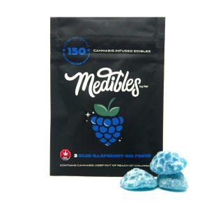 Buy Medibles By Mel – Blue Raspberry online Canada