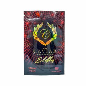 Buy The Caviar Collection – Gummi Bears (150MG) online Canada