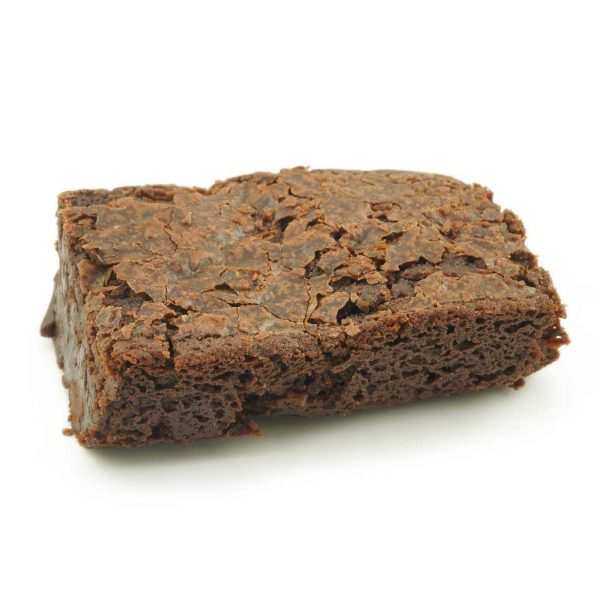 Buy Get Wrecked Edibles – Chocolate Brownie 100mg THC (Indica) online Canada
