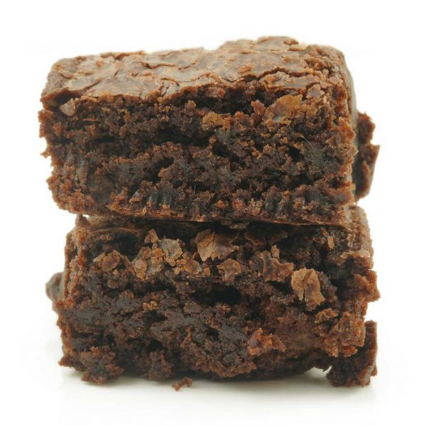 Buy Get Wrecked Edibles – Chocolate Brownie 50mg THC (Indica) online Canada