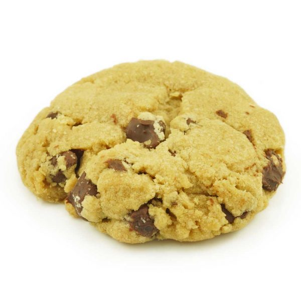 Buy Get Wrecked Edibles – Chocolate Chip Cookies 300mg THC (Indica) online Canada