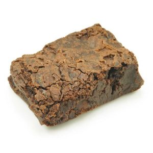 Buy Get Wrecked Edibles – Nutella Brownie 50mg THC (Indica) online Canada