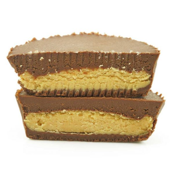 Buy Get Wrecked Edibles – Peanut Butter Cup 100mg THC (Indica) online Canada