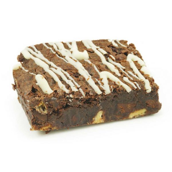 Buy Get Wrecked Edibles – White Chocolate Brownie 300mg THC (Indica) online Canada