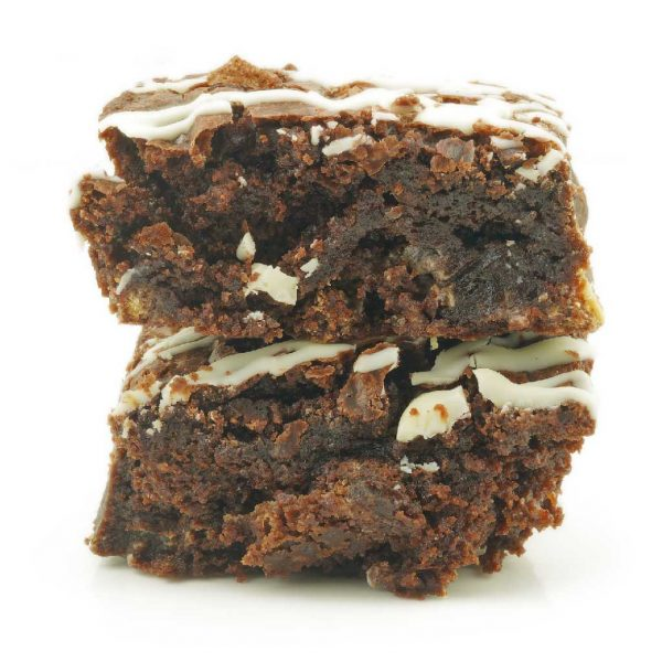 Buy Get Wrecked Edibles – White Chocolate Brownie 50mg THC (Indica) online Canada