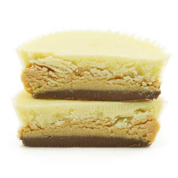Buy Get Wrecked Edibles – White Chocolate Peanut Butter Cup 300mg THC (Indica) online Canada