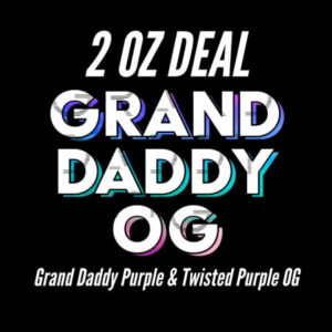 Buy 2 OZ GRAND DADDY OG DEAL online Canada