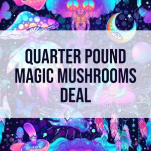 Buy QUARTER POUND MUSHROOMS DEAL online Canada