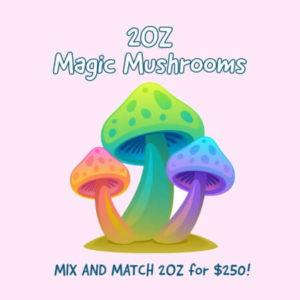 Buy 2 OZ MUSHROOM DEAL online Canada