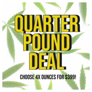 Buy QUARTER POUND DEAL online Canada