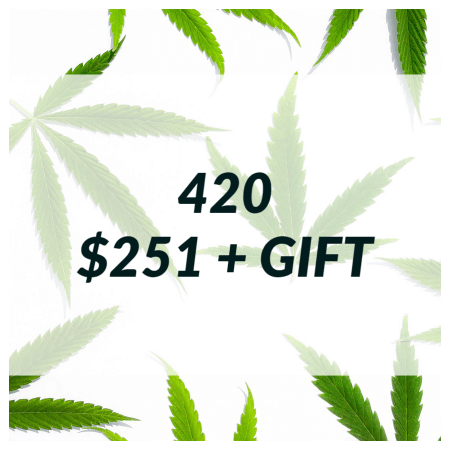 Buy 420 SALE $251+ GIFT online Canada