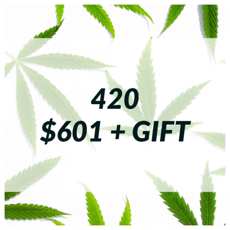 Buy 420 SALE – $601 GIFT (INCLUDES ROLLING TRAY) online Canada