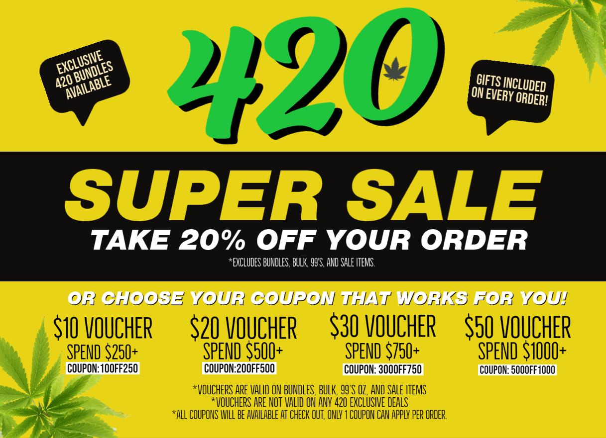 420 Weed Deals