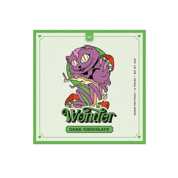 "Buy WONDER PSILOCYBIN ""DARK CHOCOLATE"" (3G) online Canada"