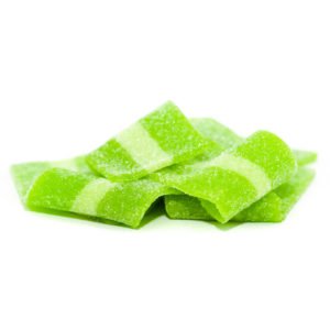 Buy MOTA Sour Belts – Green Apple (150MG THC) online Canada