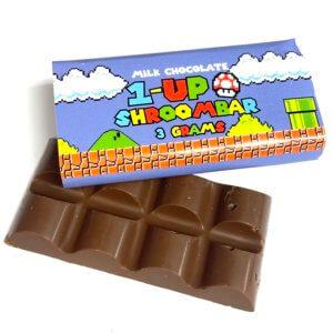 Buy 1-UP SHROOMBAR (3000MG) – MILK CHOCOLATE online Canada