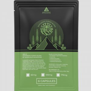 Buy West Coast Microdose – Vibe Up 6 Capsules online Canada