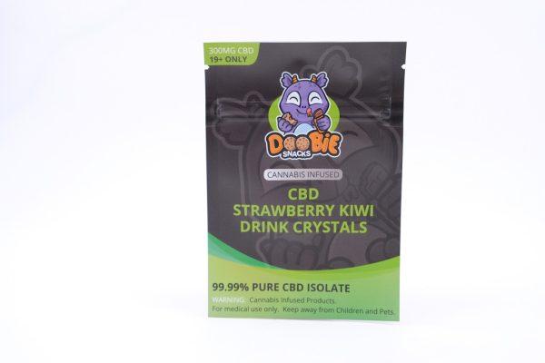 Buy Doobie Snacks – Crystal Drinks CBD online Canada
