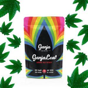 Buy Ganja Edibles – Ganja Leaf Green Apple 750mg THC online Canada