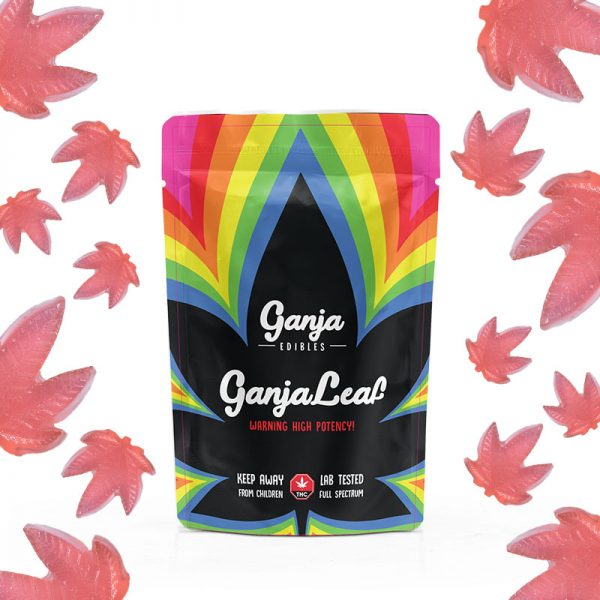 Buy Ganja Edibles – Ganja Leaf Watermelon 500mg THC online Canada