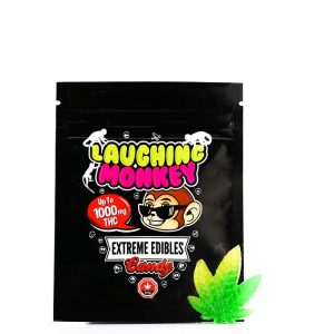 Buy Laughing Monkey – Extreme Edible 1000mg THC online Canada
