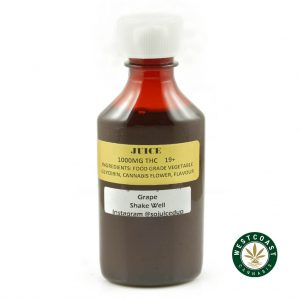 Buy Juicecdn – Grape 1000mg THC Lean online Canada