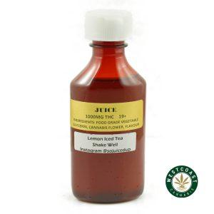Buy Juicecdn – Lemon Iced Tea 1000mg THC Lean online Canada