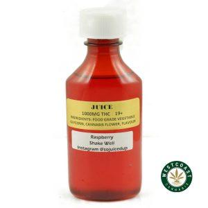 Buy Juicecdn – Raspberry 1000mg THC Lean online Canada