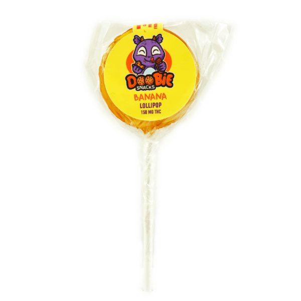 Buy Doobie Snacks – Lollipop 150mg THC online Canada