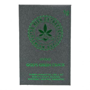 Buy So High Extracts Premium Shatter – Gods Green Crack online Canada