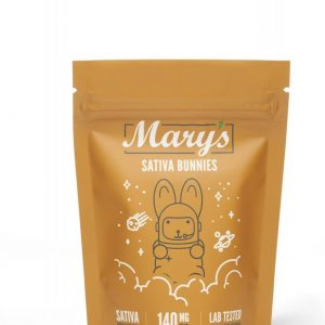 Buy Mary's Medibles Bunnies Triple Strength 140mg Sativa online Canada