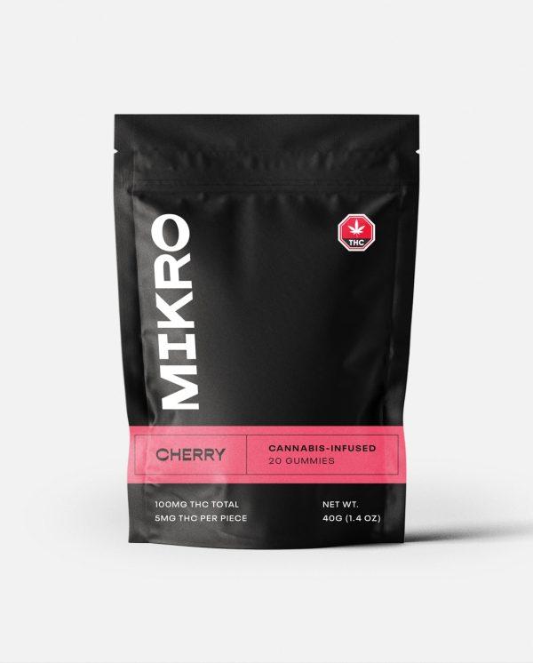 Buy Mikro Edibles THC – 100MG online Canada