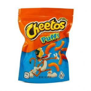 Buy Cheetos Puffs 600mg THC online Canada