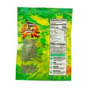 Buy Doweedos Dinamita Chile Limon 600mg THC online Canada
