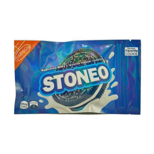 Buy Stoneo Oreo 500mg THC online Canada