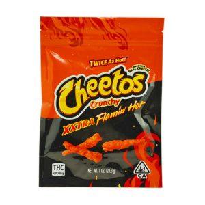 Buy Cheetos Puffs Flamin' Hot 600mg THC online Canada