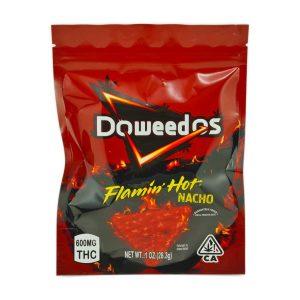 Buy Doweedos Flamin' Hot Nacho 600mg THC online Canada