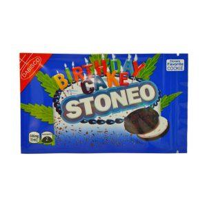 Buy Stoneo Birthday Cake 500mg THC online Canada