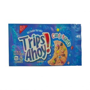 Buy Trips Ahoy Candy Blast 600mg THC online Canada