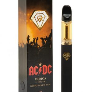 Buy Diamond Concentrates – ACDC 1:1 THC-CBD (Limited Edition) online Canada