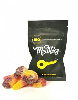 Buy Medibles By Mel – Sour Keys online Canada