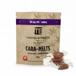 Buy Twisted Extracts Caramelts online Canada