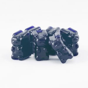 Buy The Green Samurai – Blueberry Bear Bombs 150mg THC online Canada