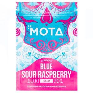 Buy MOTA – Blue Raspberry Soda Bottles online Canada