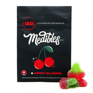 Buy Medibles By Mel – Cherry Blasters online Canada