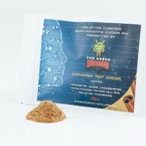 Buy The Green Samurai – CoCoa Mix Cinnamon 1000mg online Canada