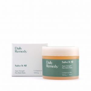 Buy Daily Remedy – Salve it All 1000mg CBD online Canada