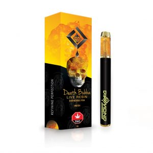 Buy Diamond Concentrates – Death Bubba Live Resin Disposable Pen online Canada