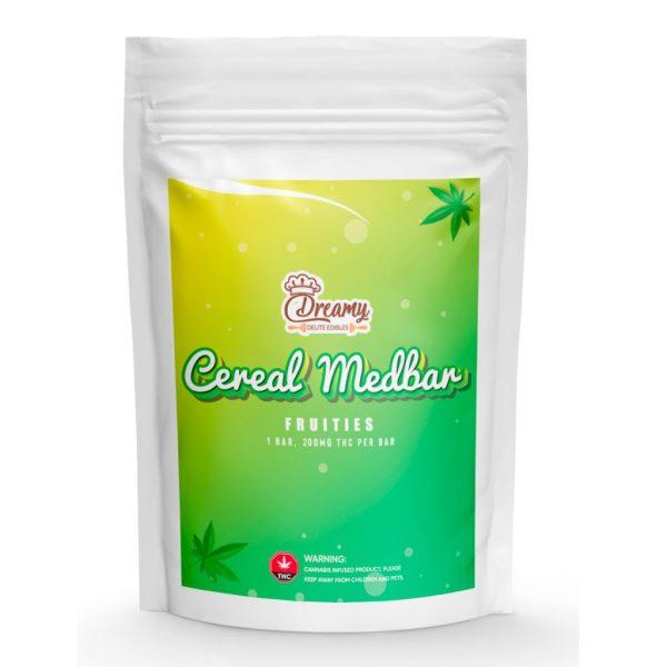 Buy Dreamy Delite Fruities Cereal Medbar online Canada