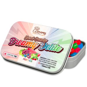 Buy Dreamy Delite Fruit Pack Stoney Munchie online Canada